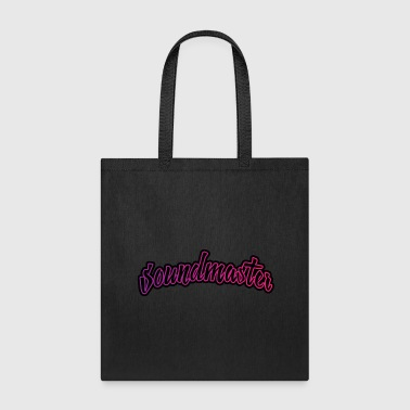 DJane DJ musician sound engineer Soundmaster - Tote Bag