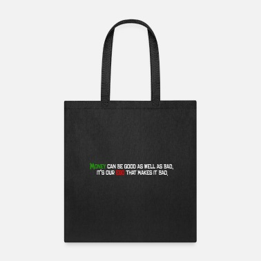 Ego Money / Ego - Tote Bag