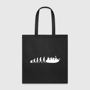 Evolution Whitewater Rafting Water Sports - Tote Bag