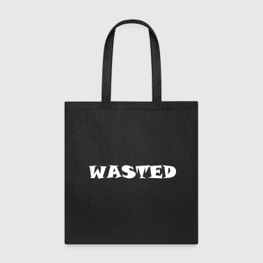 GTA T - Wasted - Tote Bag