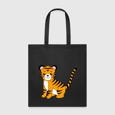 little tiger - Tote Bag