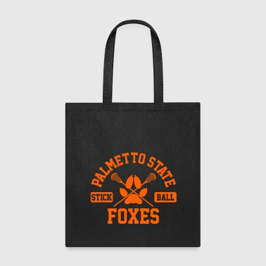 palmetto state stickball orange - Tote Bag