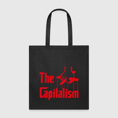 Capital Capitalism - Tote Bag