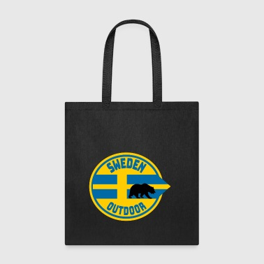 Sweden Outdoor - Tote Bag