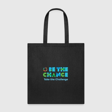 Change Be the Change - Tote Bag