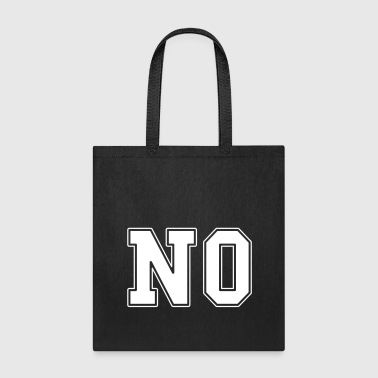 NO college - Tote Bag