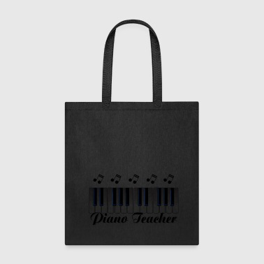 Piano Teacher - Tote Bag