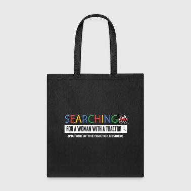 Farmer Searching - Tote Bag