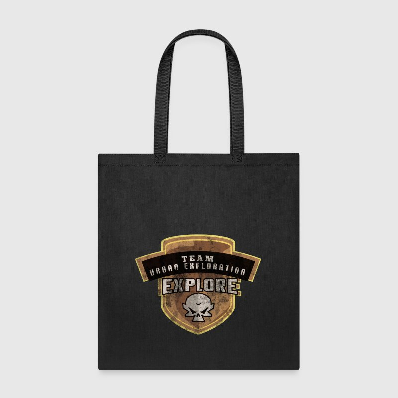 Team Urbex - Tote Bag