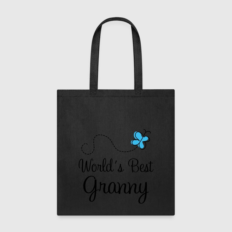 Worlds Best Granny - Tote Bag