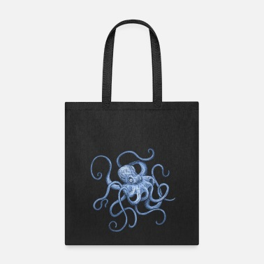 Octopus Polipo - Tote Bag