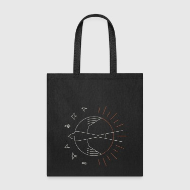 Swallow swallow - Tote Bag