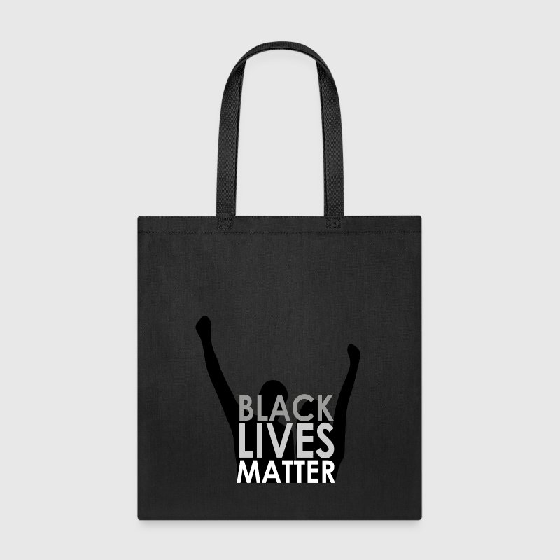 Black Lives Matter Woman's Long-Sleeved  - Tote Bag