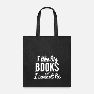 I Like Big Books and I Cannot Lie - Sac fourre-tout
