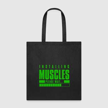 Bodybuilder - Tote Bag