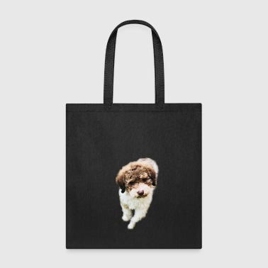 Lagotto romagnolo colored - Tote Bag