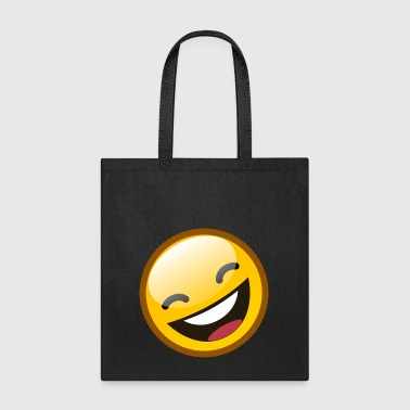 Smiley Face - Tote Bag