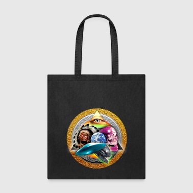 New Age New Age Logo - Tote Bag