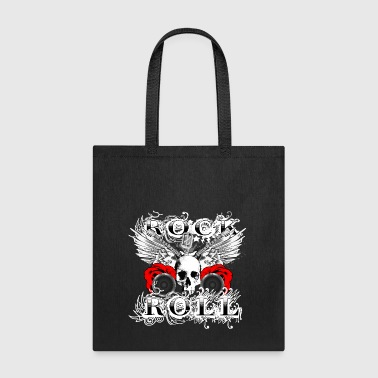 Rock Roll Classic W - Tote Bag