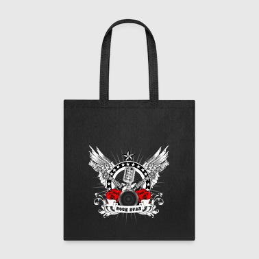 Rock Star Classic Resized W - Tote Bag