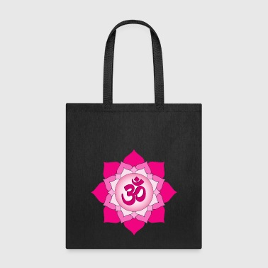 Pink lotus - Tote Bag