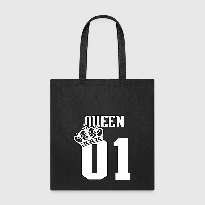 QUEEN-01  - Tote Bag