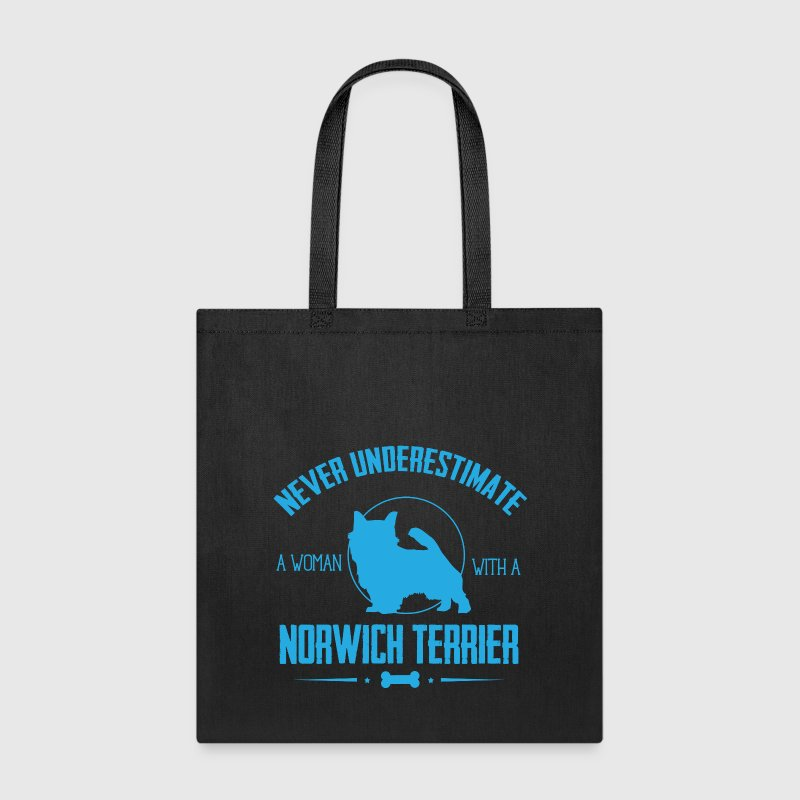 Dog Norwich Terrier NUW - Tote Bag