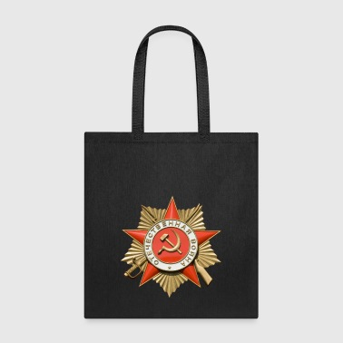 Soviet award - Tote Bag