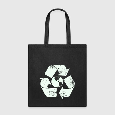 save the world - Tote Bag