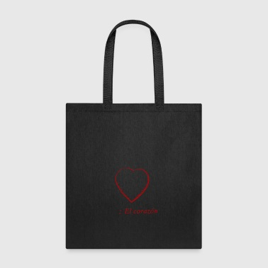 El Corazon - Tote Bag