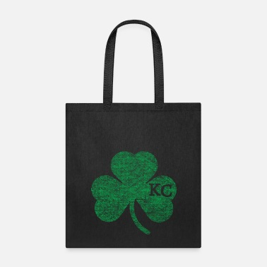 City Kansas City Shamrock St. Patrick's Day St. Paddy's - Tote Bag