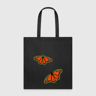Two Monarchs - Tote Bag