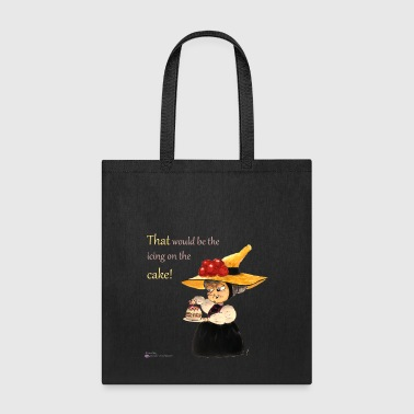 Black Forest Wicked Witch - Tote Bag
