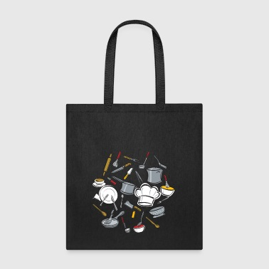 Chef's Tools - Tote Bag