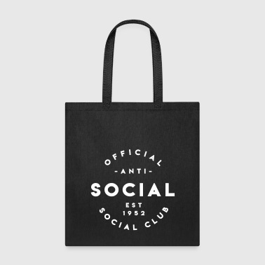 Anti Social Social Club - Tote Bag