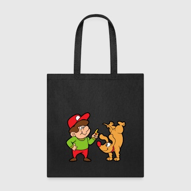 Dog Trainer Pets Animals - Tote Bag