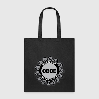 Oboe Is Best - Tote Bag