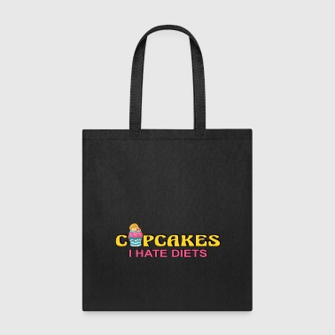 Cupcake Muffin Bakery Cake Candy Sweets Cookie - Tote Bag