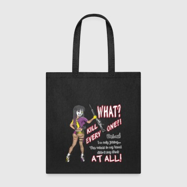 Crazy Voices - Tote Bag