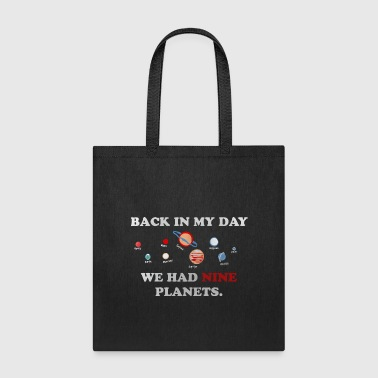 PLANETS - Tote Bag