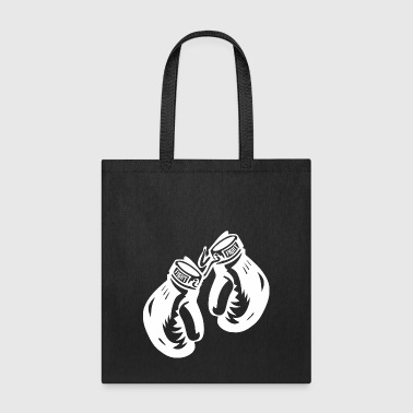 Boxing Gloves - Tote Bag