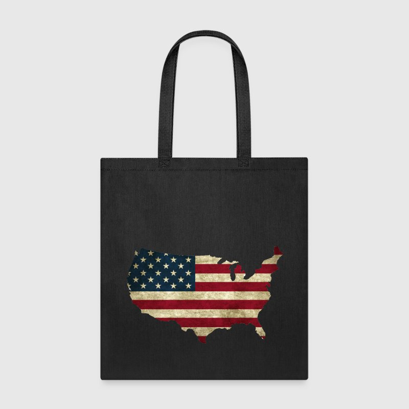 Vintage USA - Tote Bag
