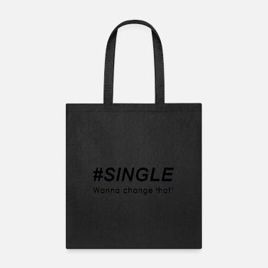 Single Single - Tote Bag