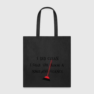 Sweeping Glance - Tote Bag