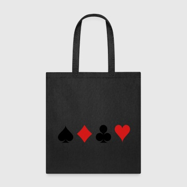 Card Game - Playind Card - Tote Bag