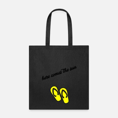 Sand sand and sun - Tote Bag
