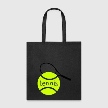 Tennis - Tote Bag