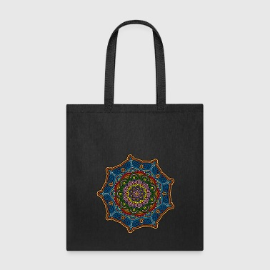 Mandala Meditation Art - Tote Bag