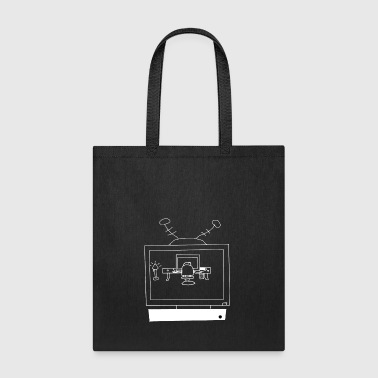 Techie For all gamers nerds techies - Tote Bag