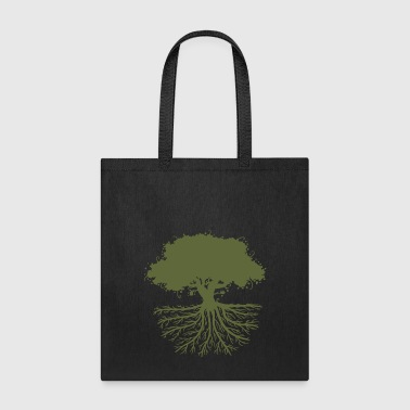 Tree Roots - Tote Bag